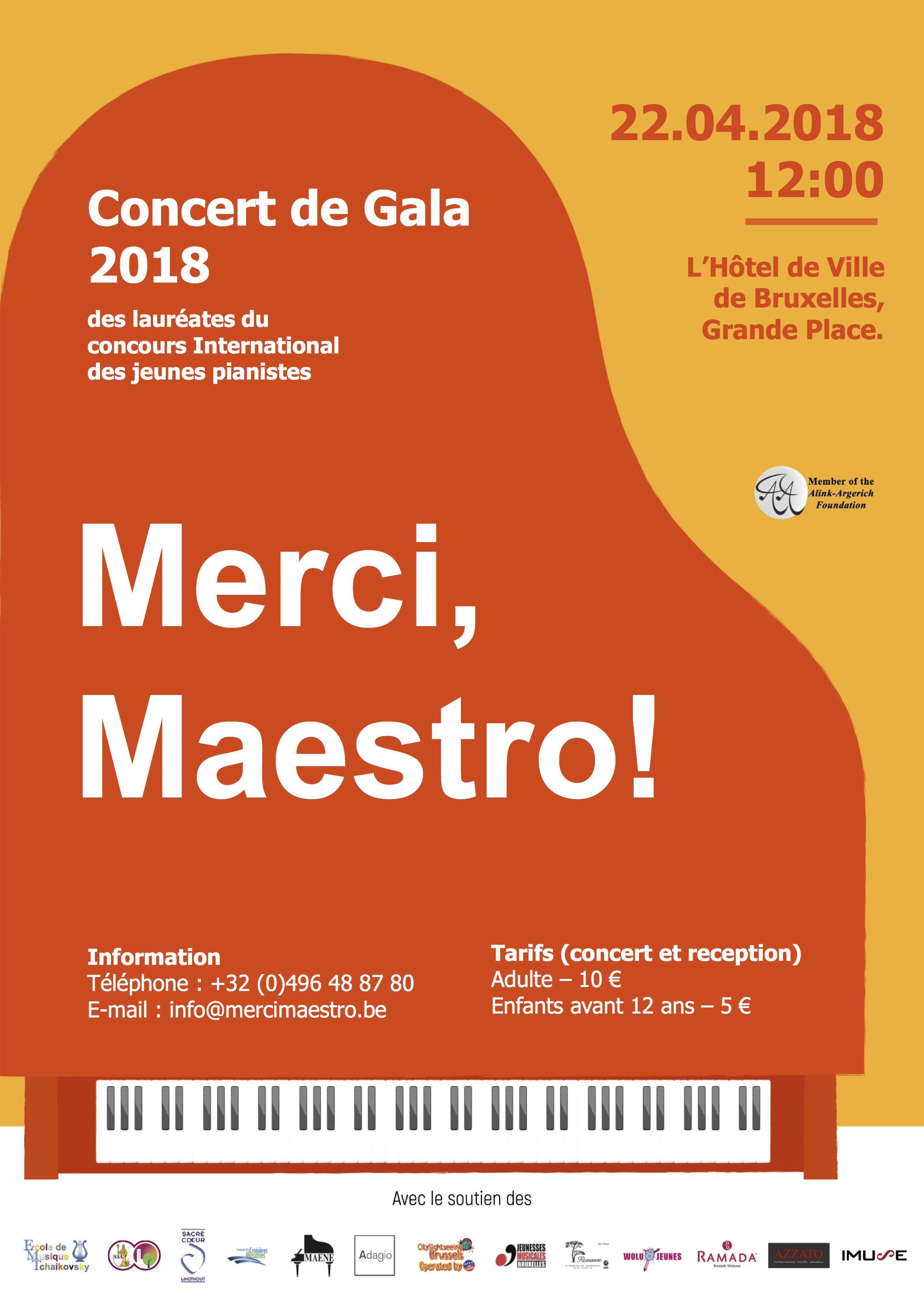Concert de Gala 2018